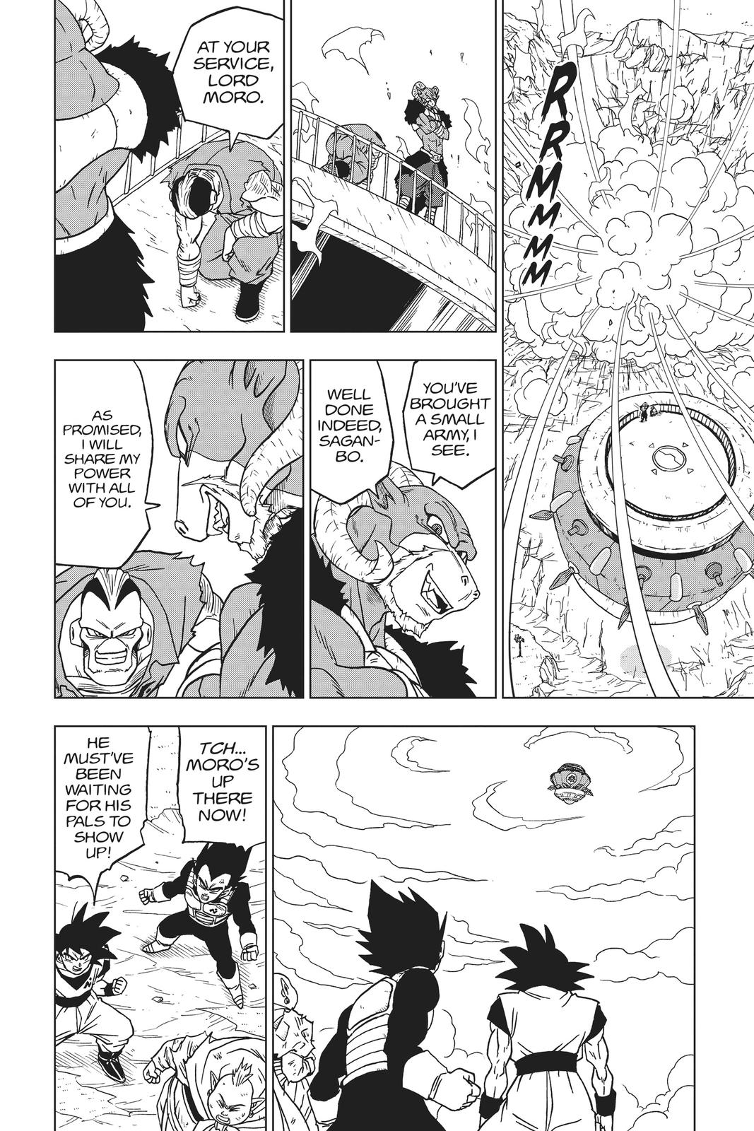 Dragon Ball Super Chapter 50 Page 18