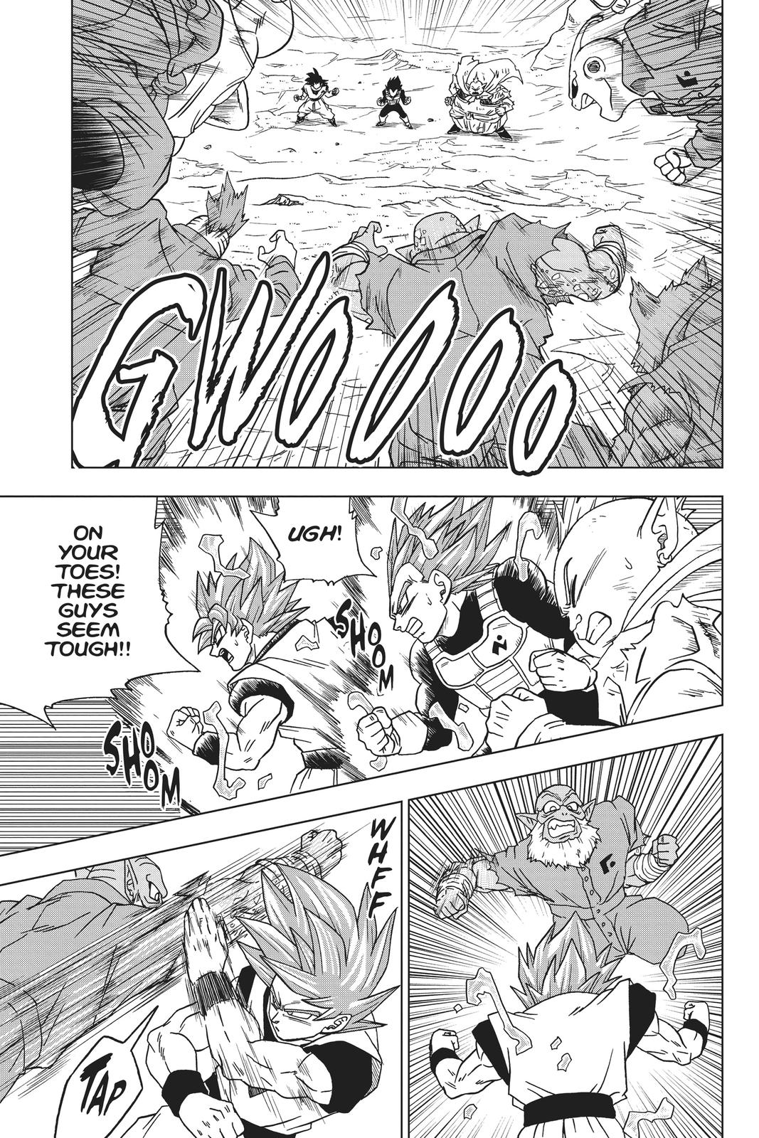Dragon Ball Super Chapter 50 Page 21
