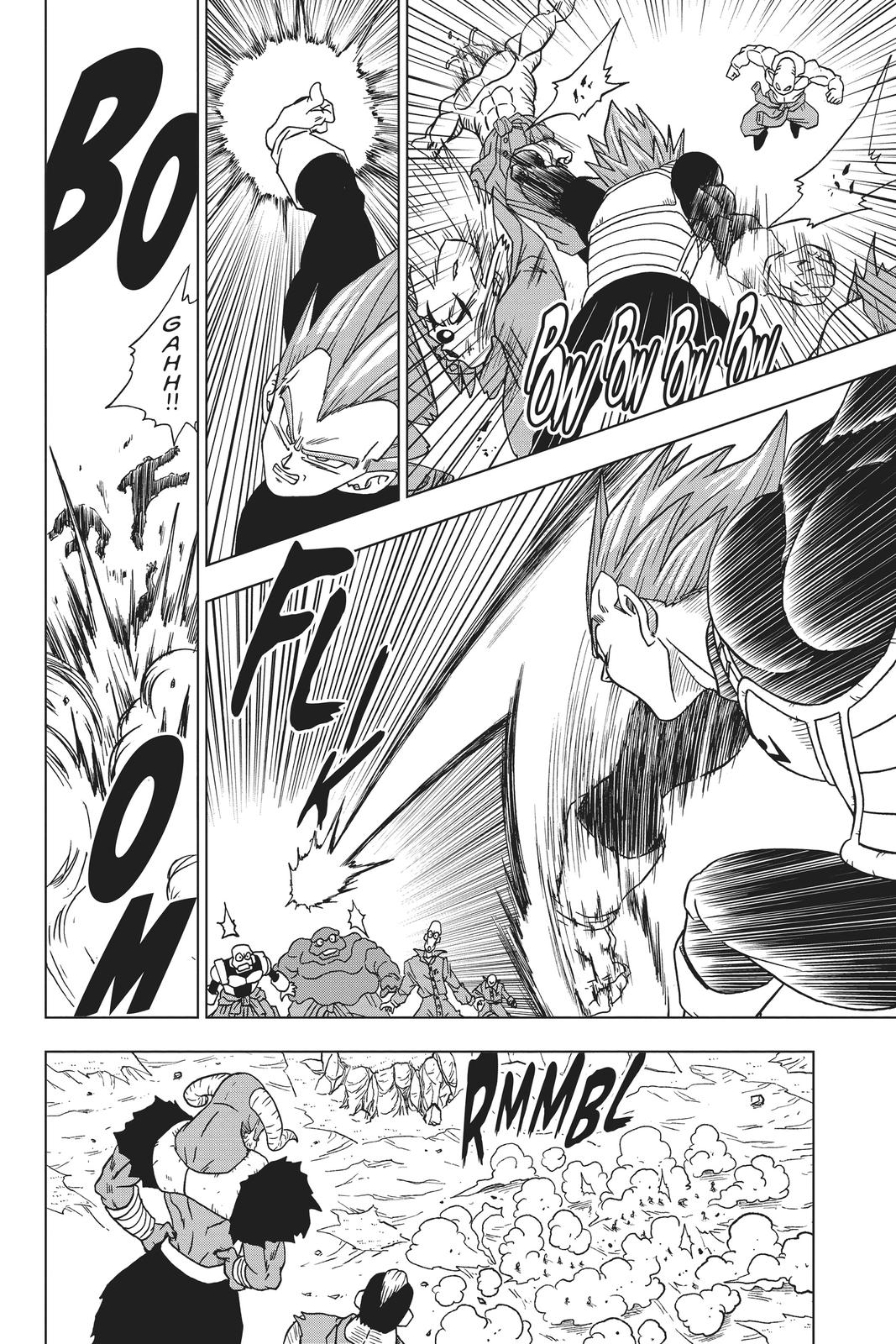 Dragon Ball Super Chapter 50 Page 24