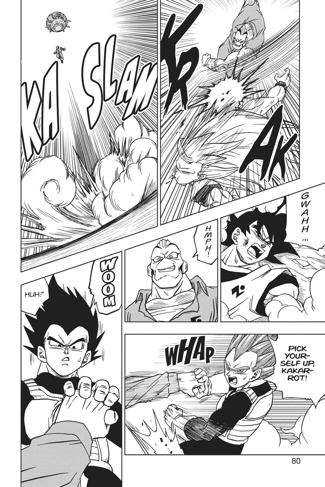Dragon Ball Super Chapter 50 Page 28