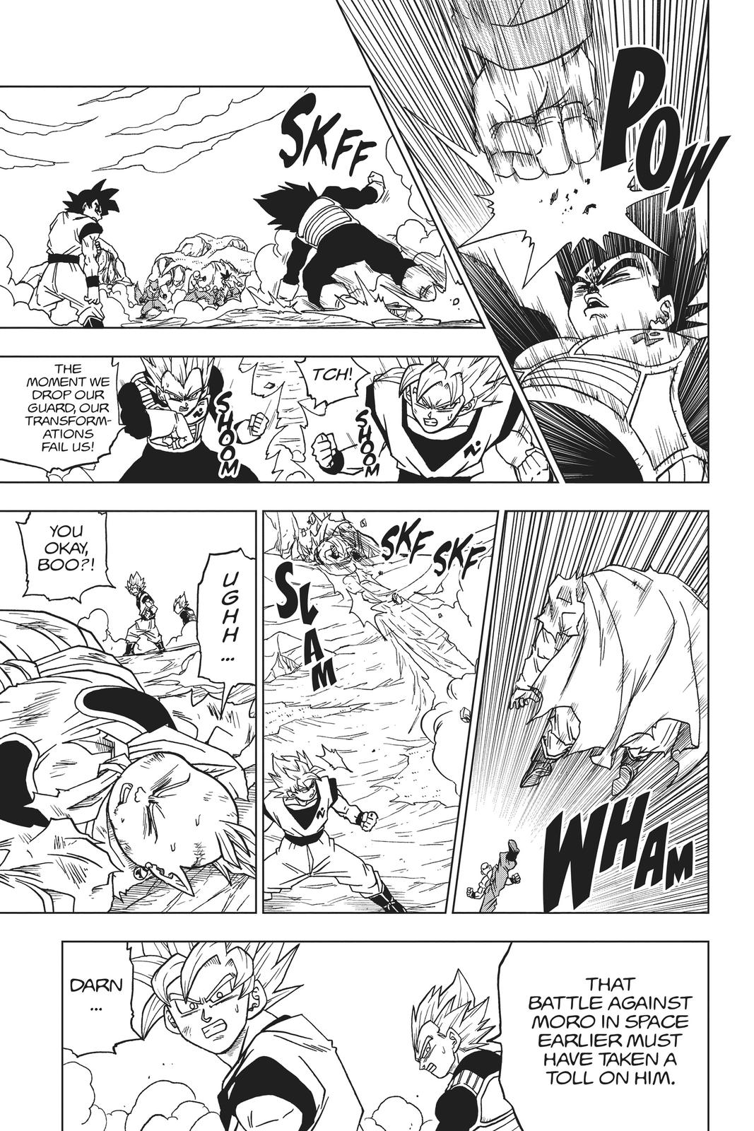 Dragon Ball Super Chapter 50 Page 29