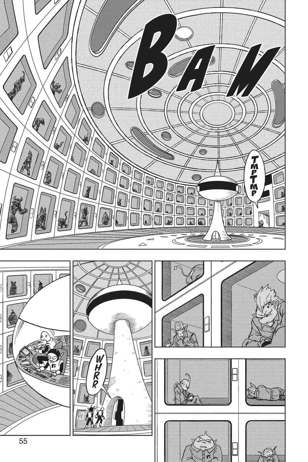 Dragon Ball Super Chapter 50 Page 3