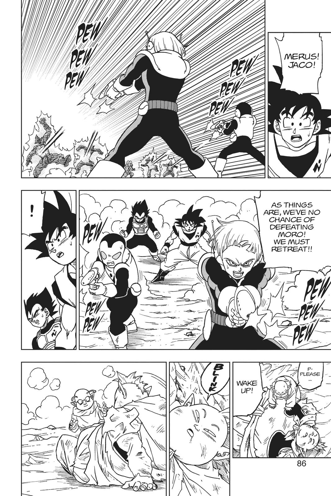 Dragon Ball Super Chapter 50 Page 34