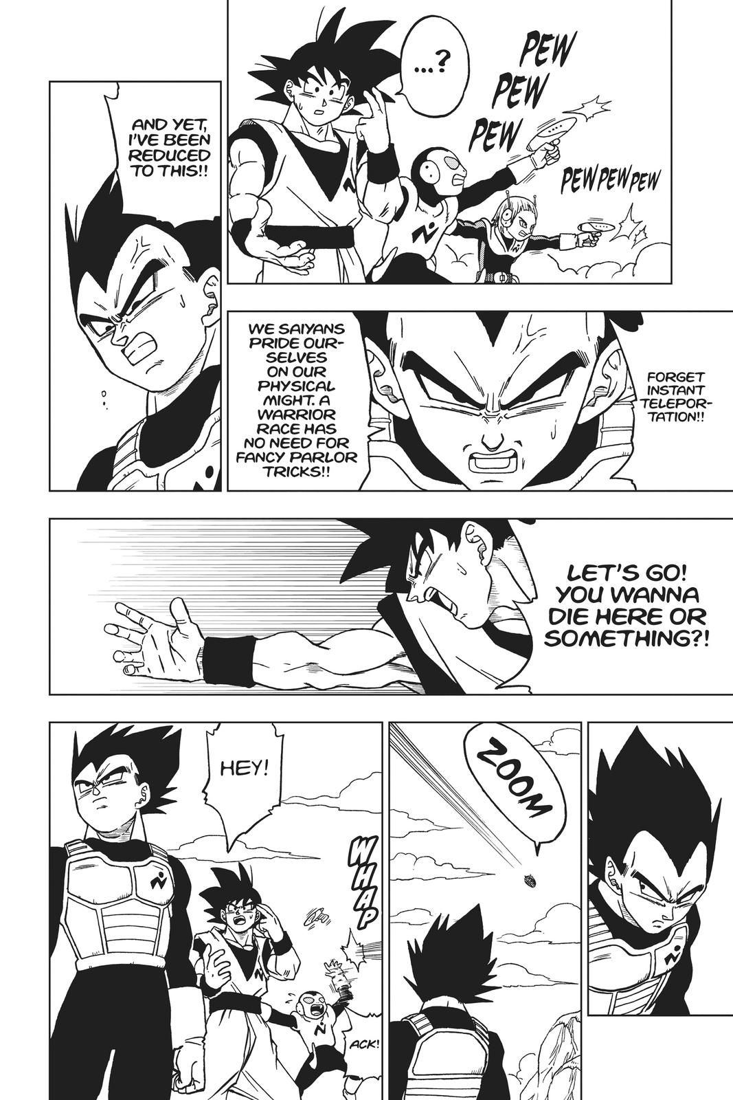 Dragon Ball Super Chapter 50 Page 38