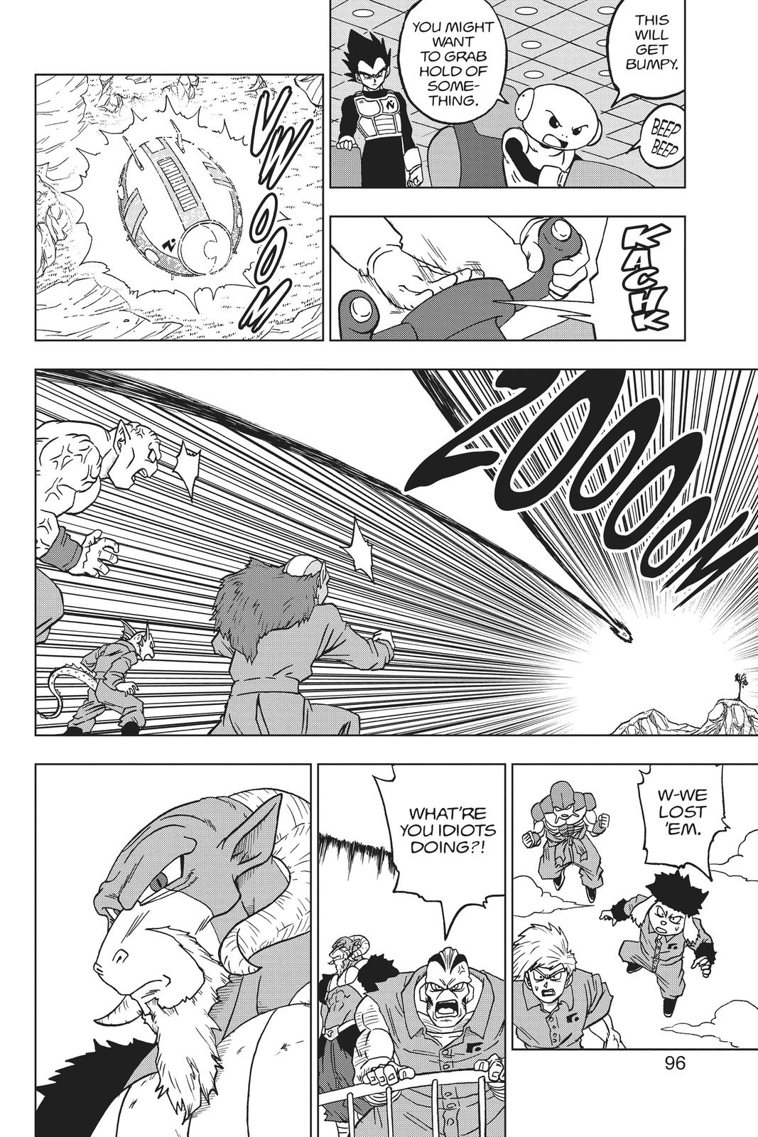 Dragon Ball Super Chapter 50 Page 44