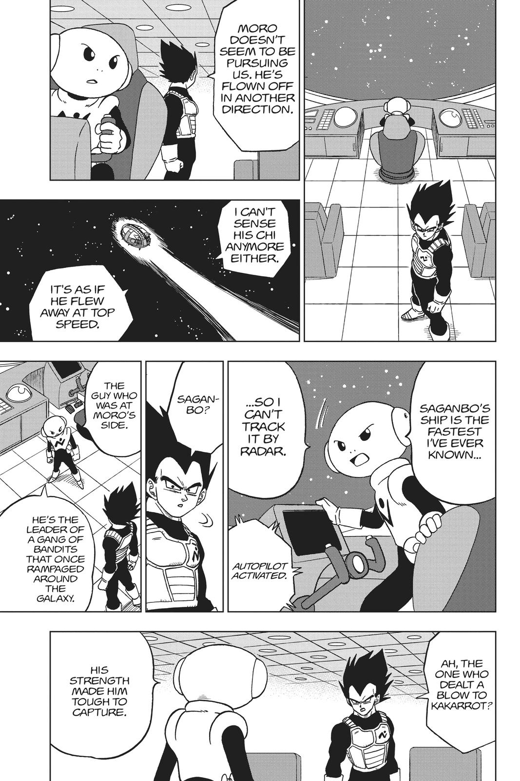Dragon Ball Super Chapter 51 Page 11