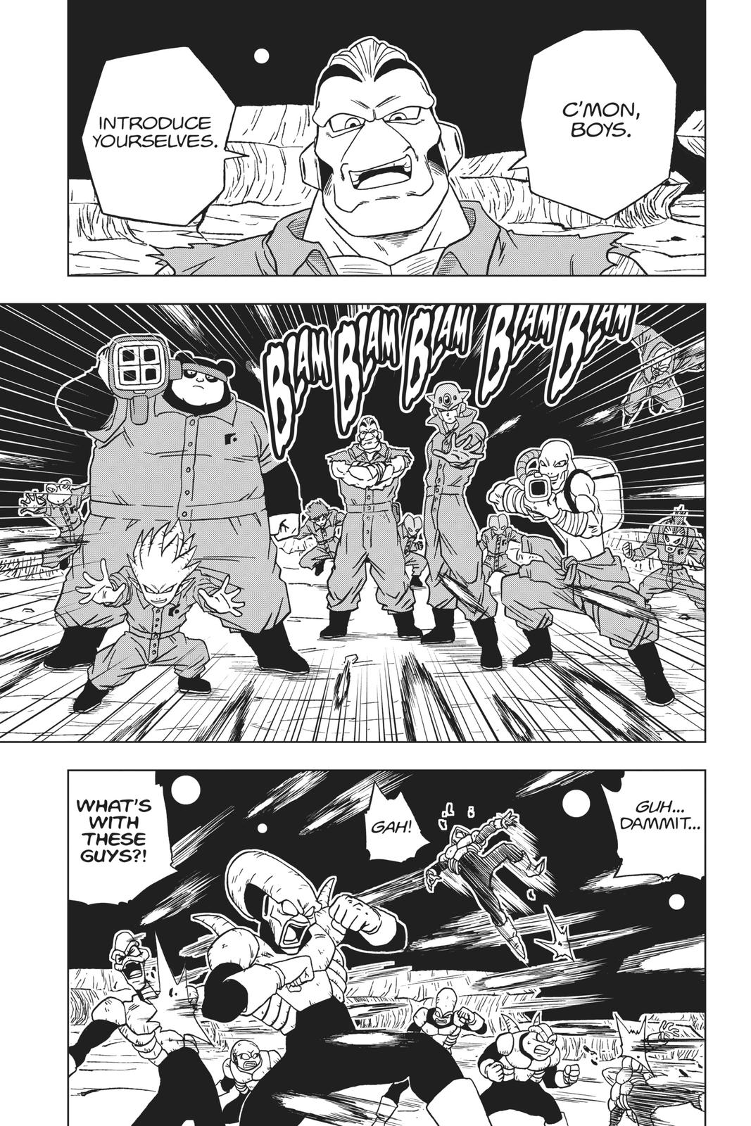 Dragon Ball Super Chapter 51 Page 15