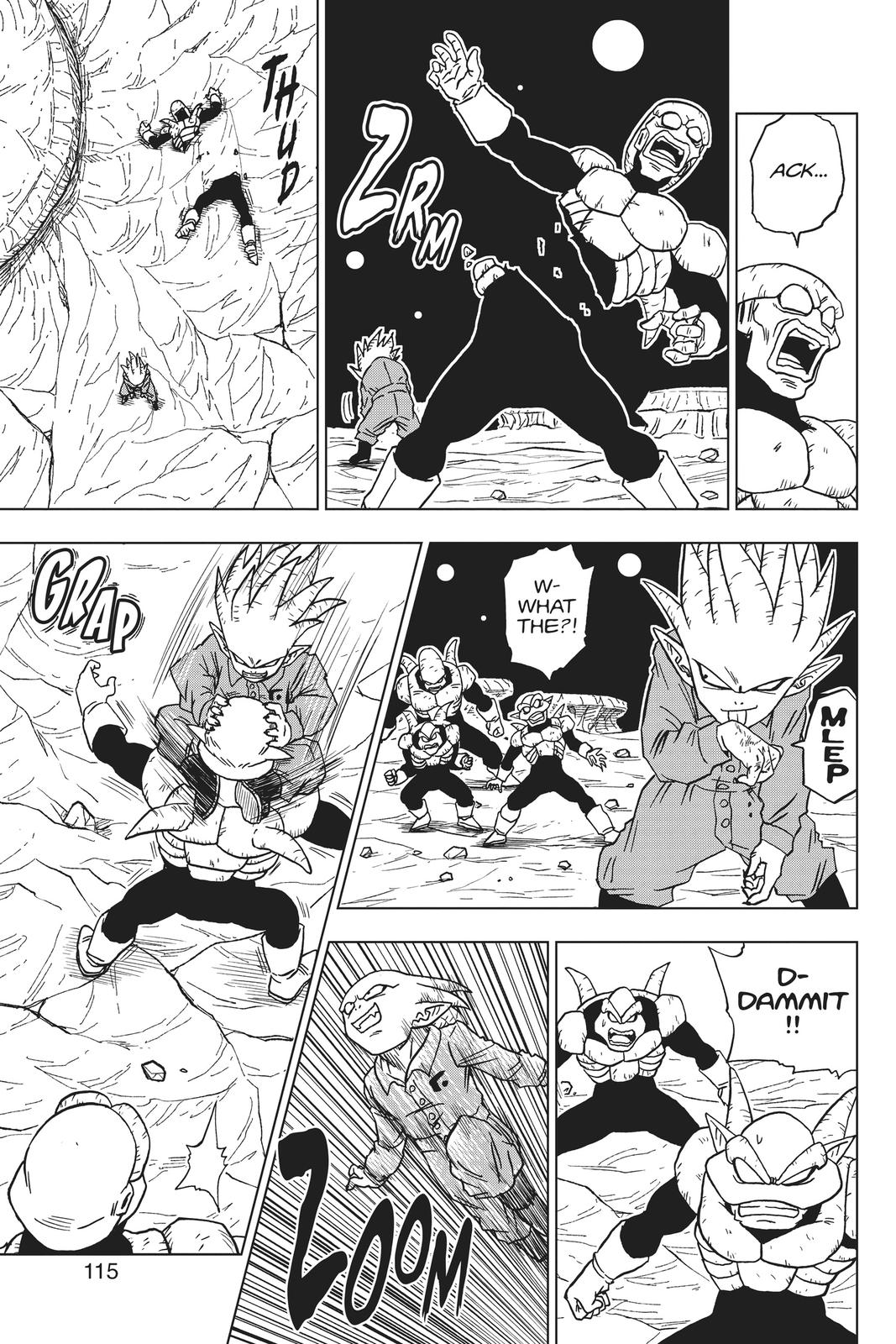 Dragon Ball Super Chapter 51 Page 17