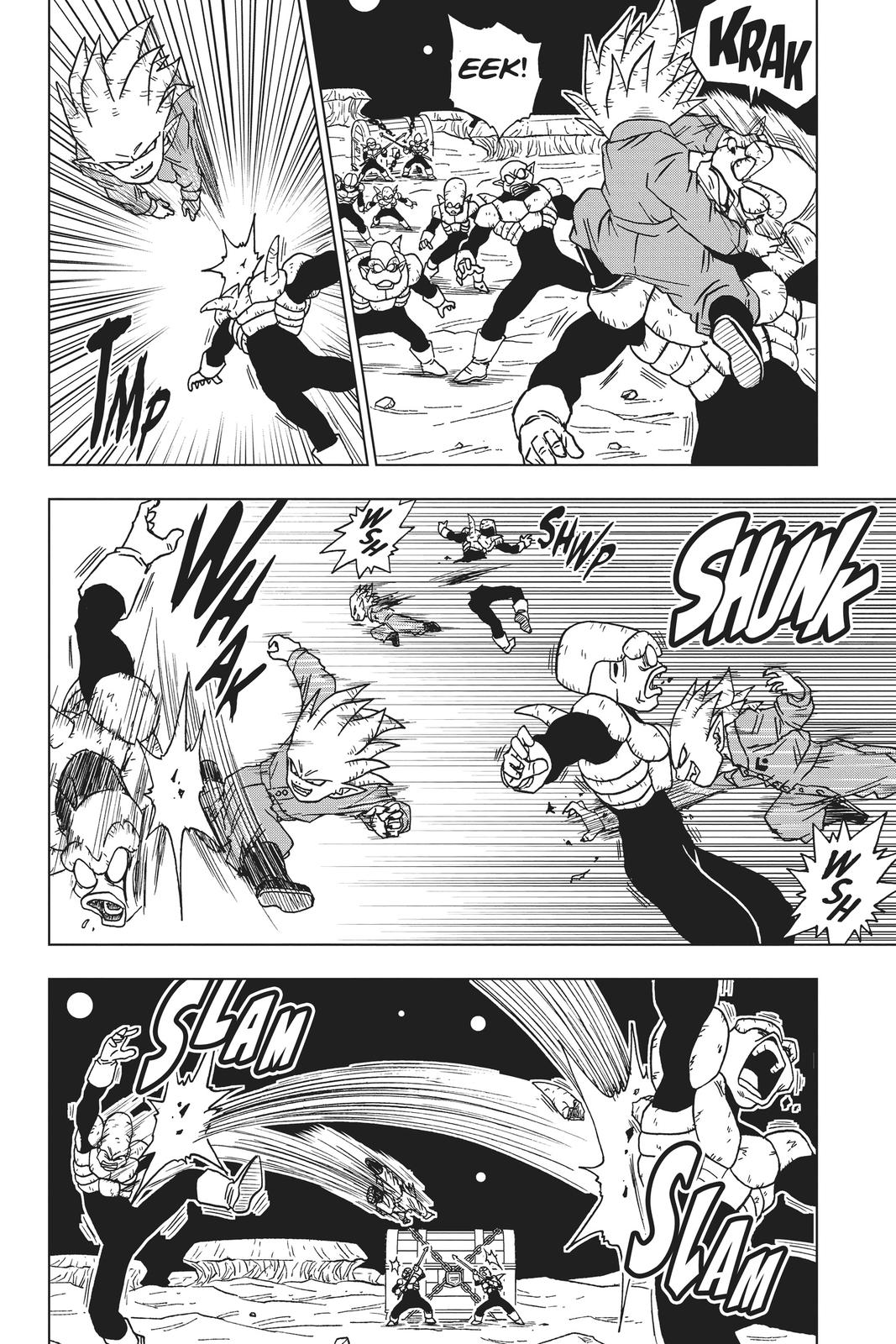 Dragon Ball Super Chapter 51 Page 18