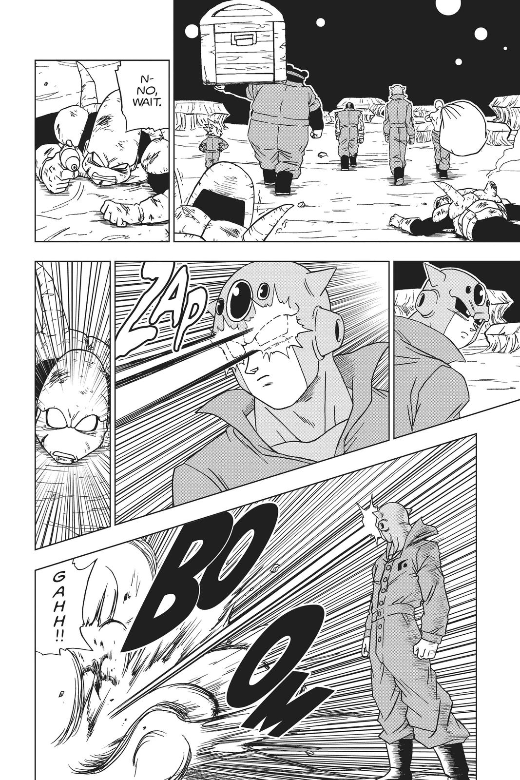 Dragon Ball Super Chapter 51 Page 20