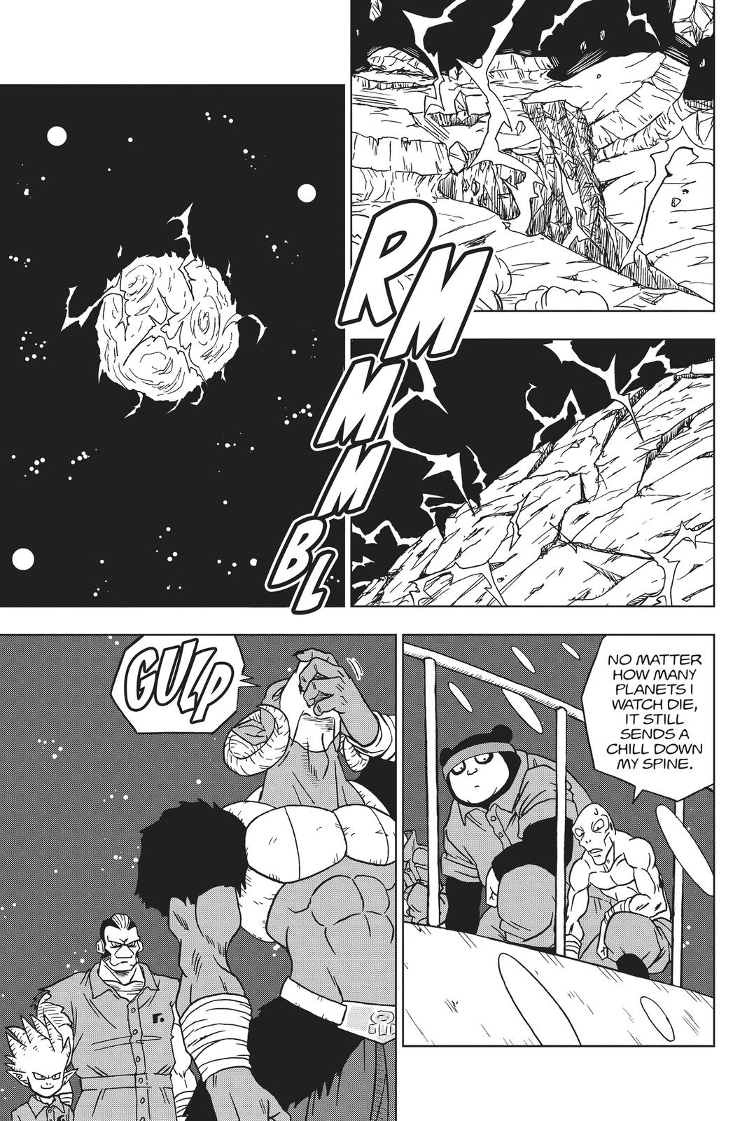 Dragon Ball Super Chapter 51 Page 23