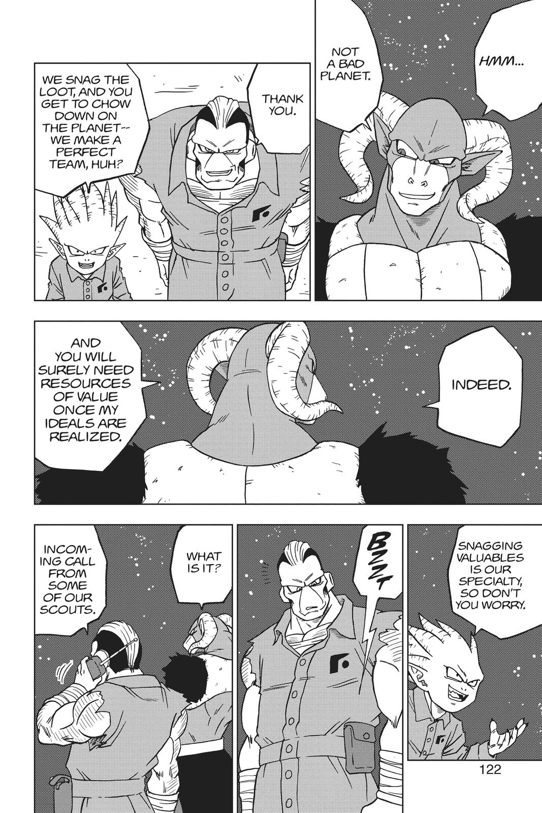 Dragon Ball Super Chapter 51 Page 24