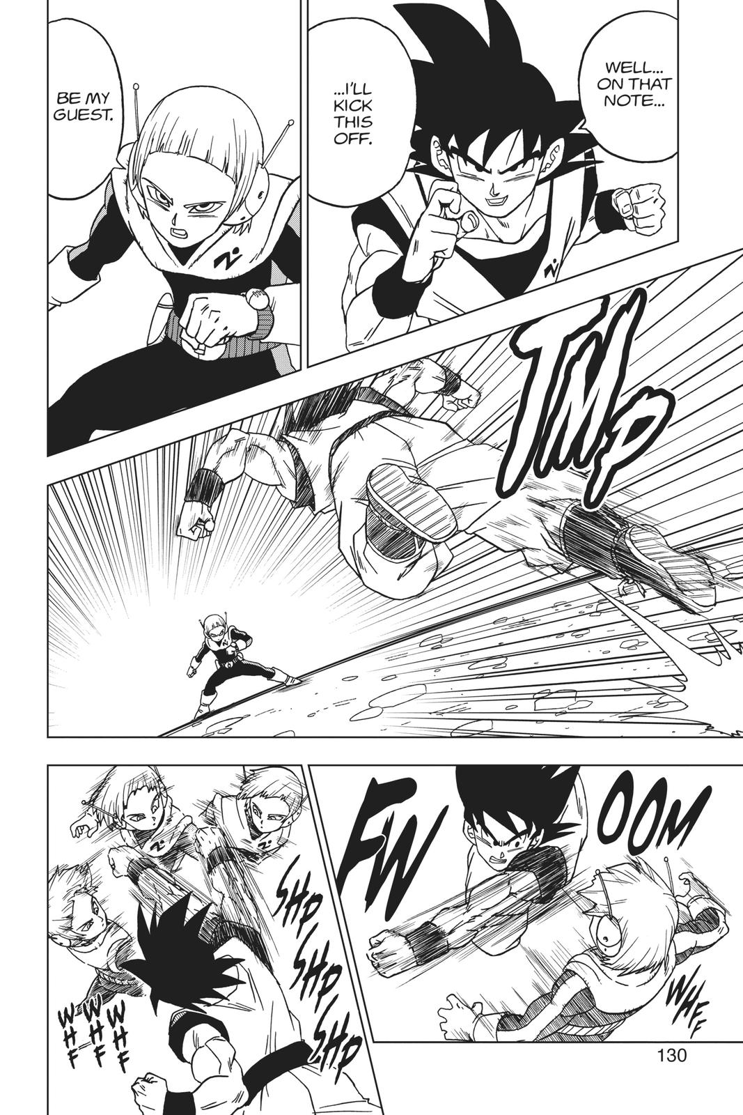 Dragon Ball Super Chapter 51 Page 32