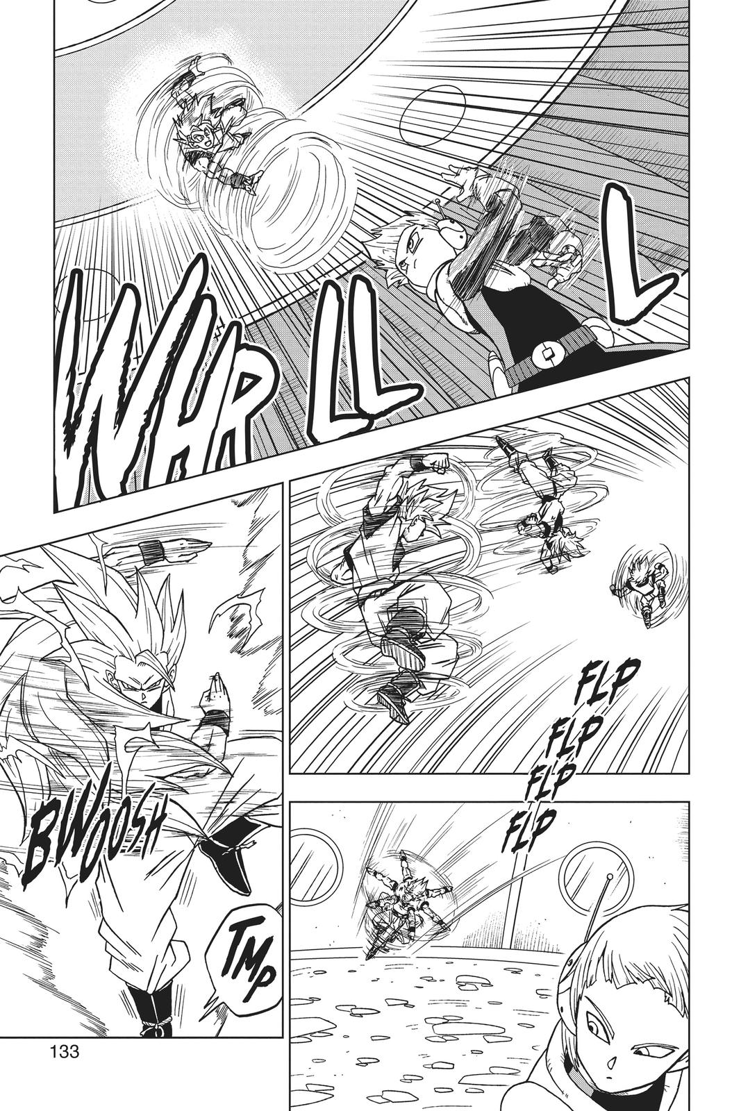Dragon Ball Super Chapter 51 Page 35