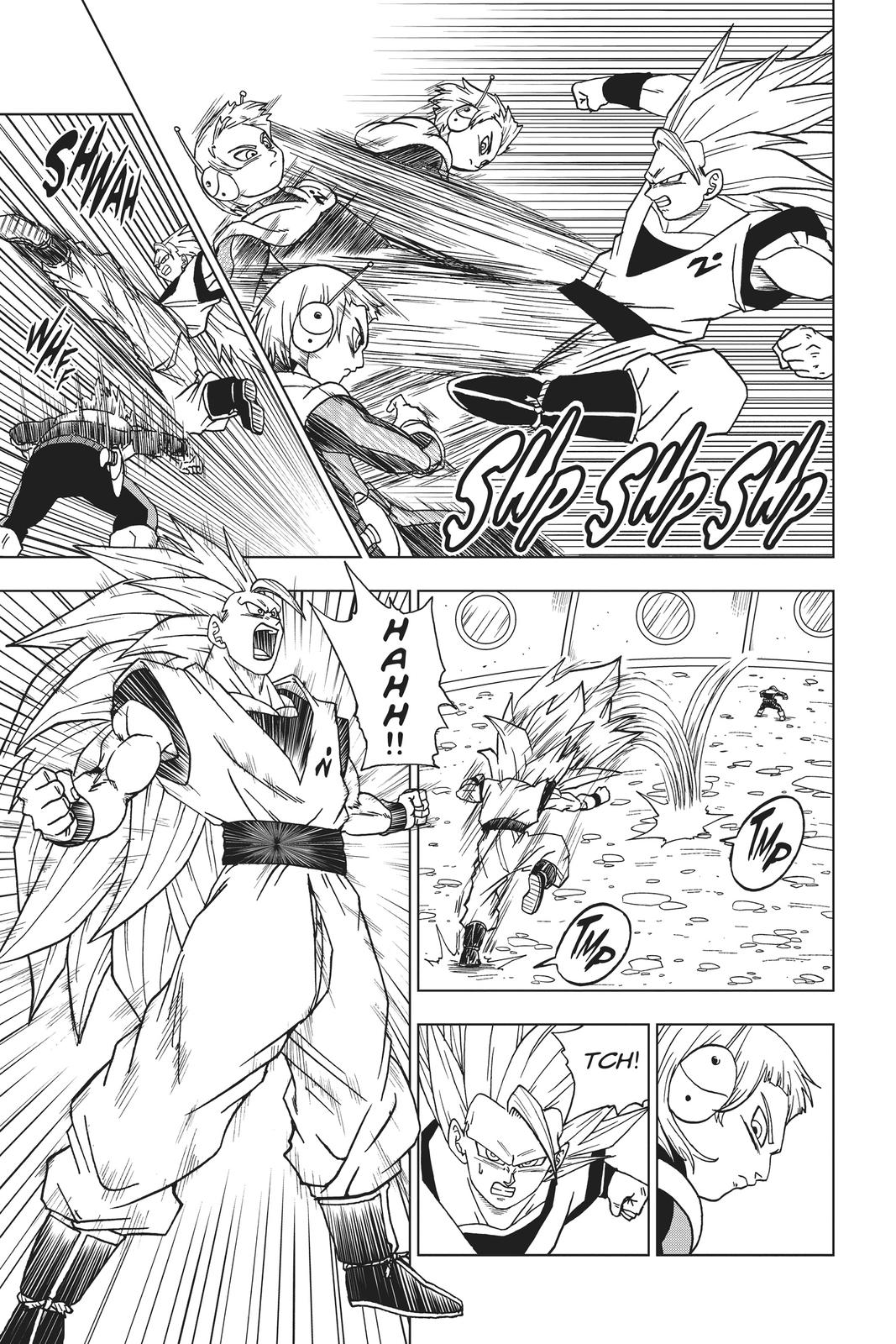 Dragon Ball Super Chapter 51 Page 37