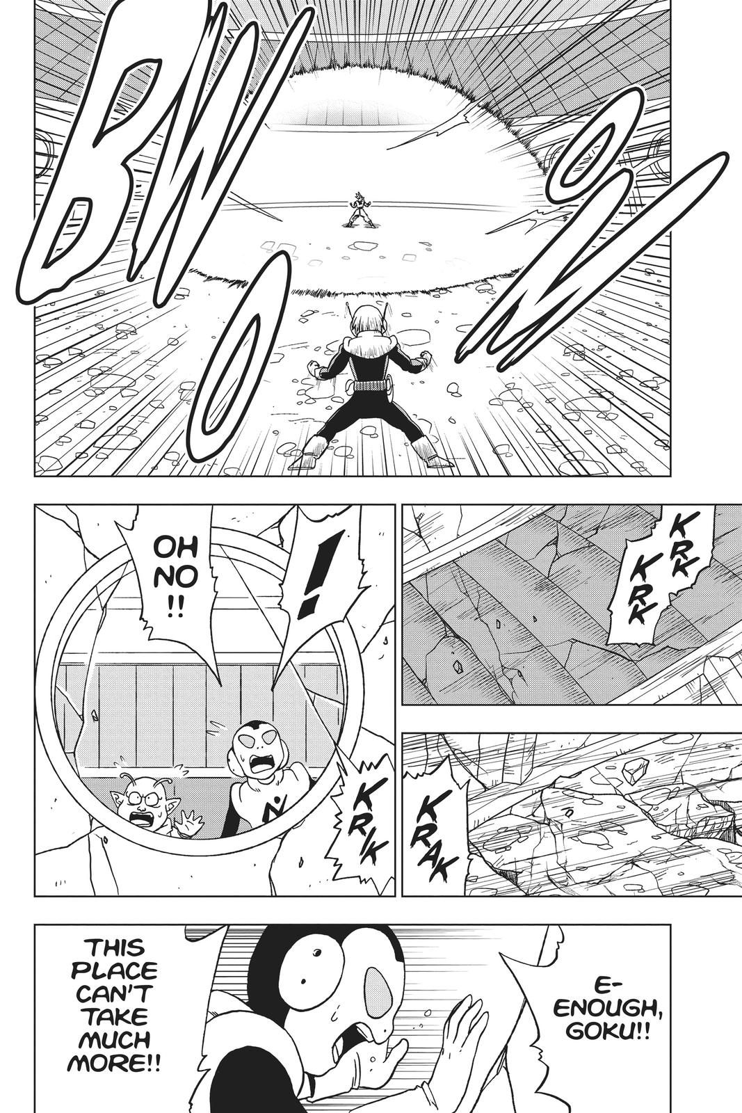 Dragon Ball Super Chapter 51 Page 38
