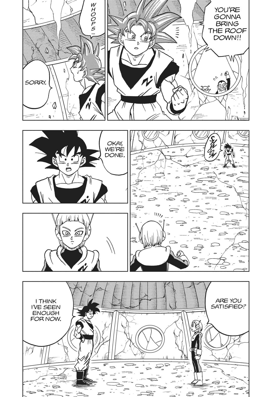 Dragon Ball Super Chapter 51 Page 39