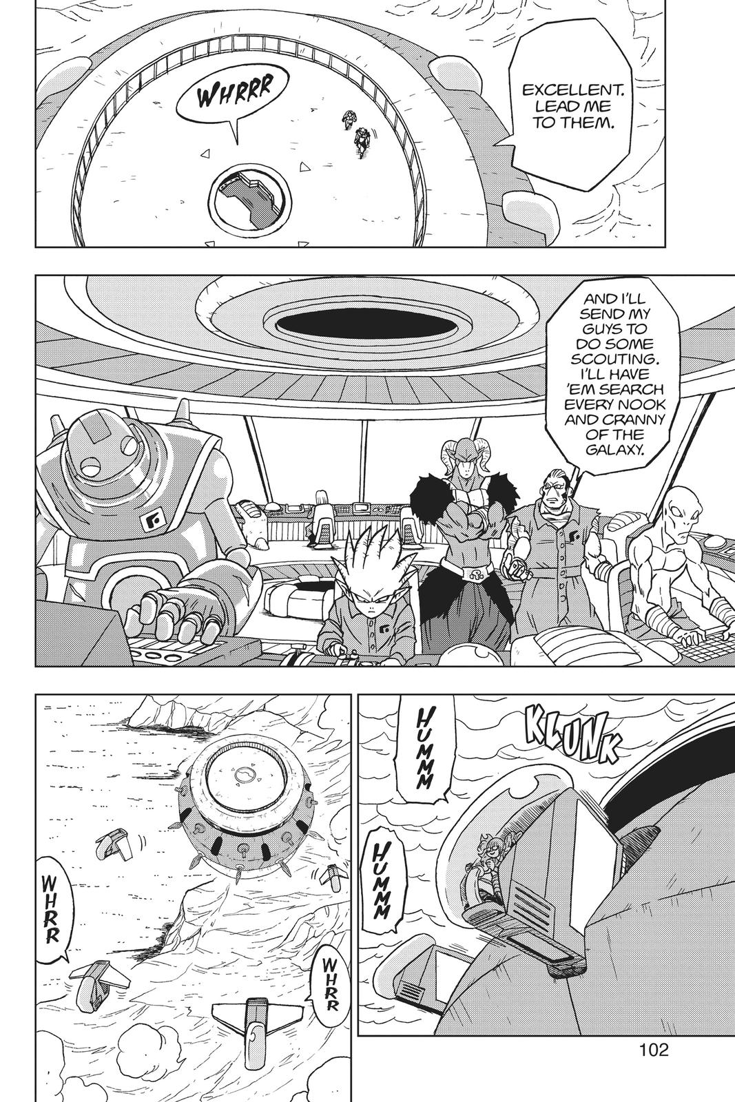 Dragon Ball Super Chapter 51 Page 4
