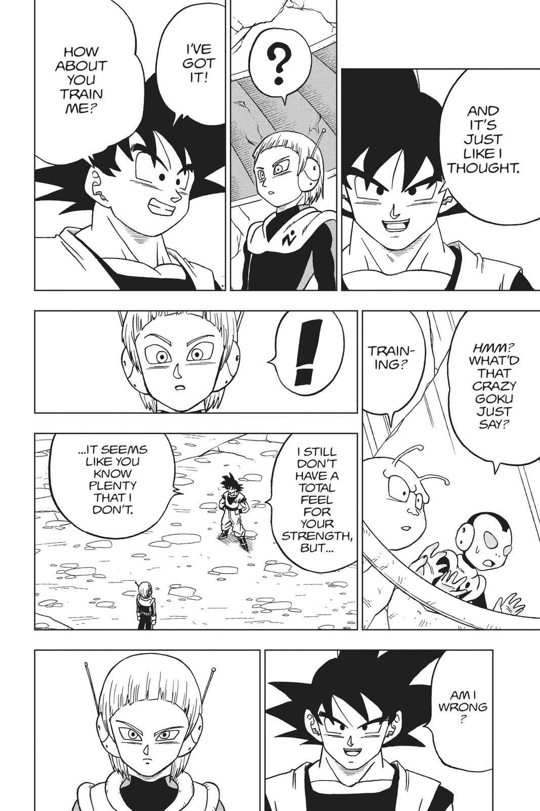 Dragon Ball Super Chapter 51 Page 40