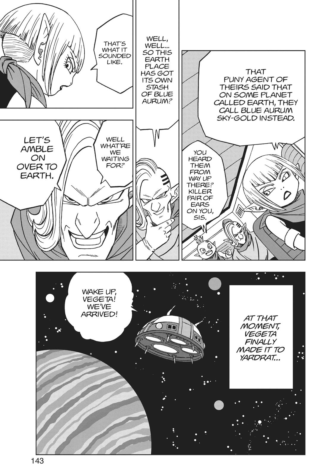 Dragon Ball Super Chapter 51 Page 45