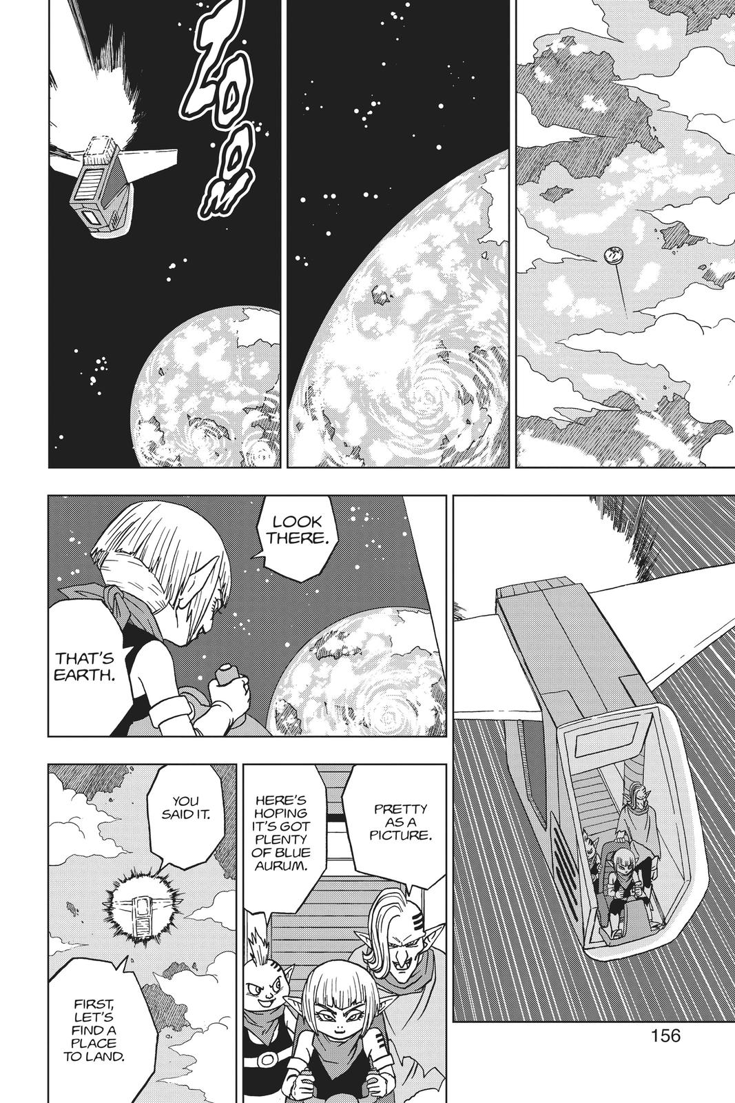 Dragon Ball Super Chapter 52 Page 12