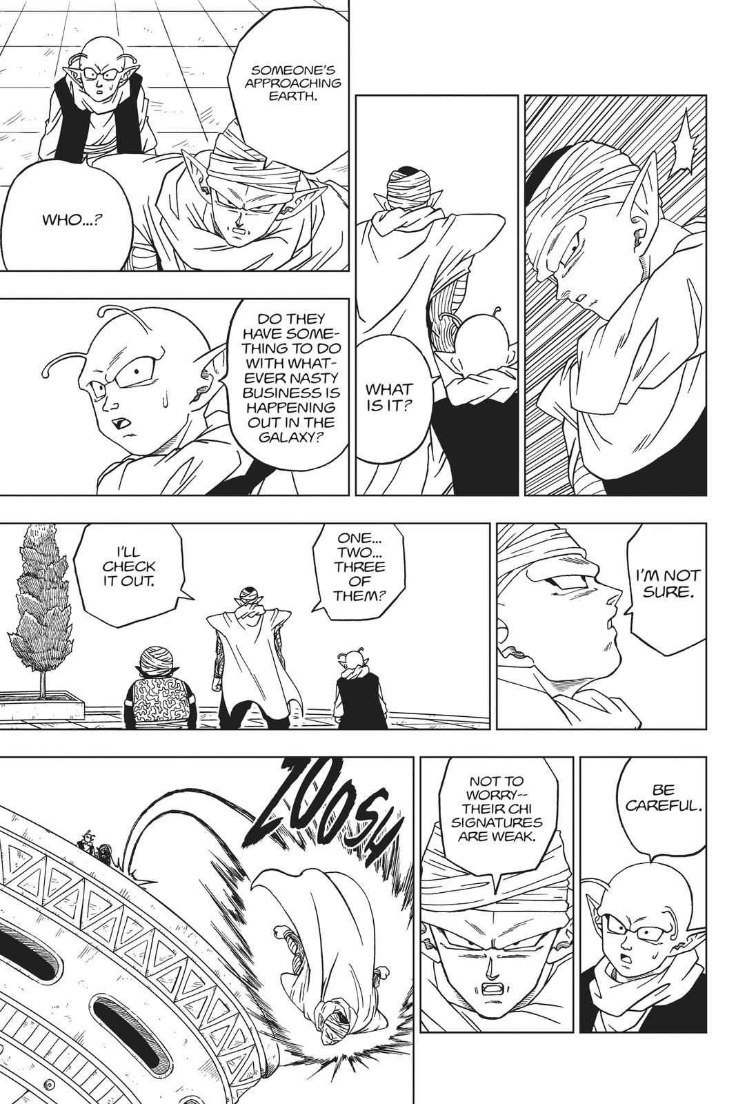 Dragon Ball Super Chapter 52 Page 13
