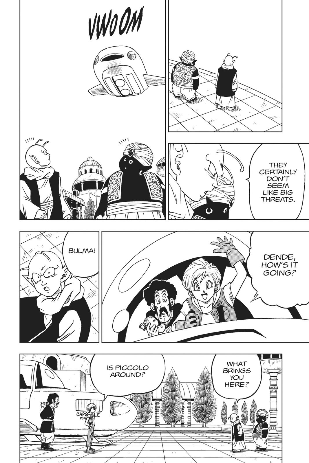 Dragon Ball Super Chapter 52 Page 18