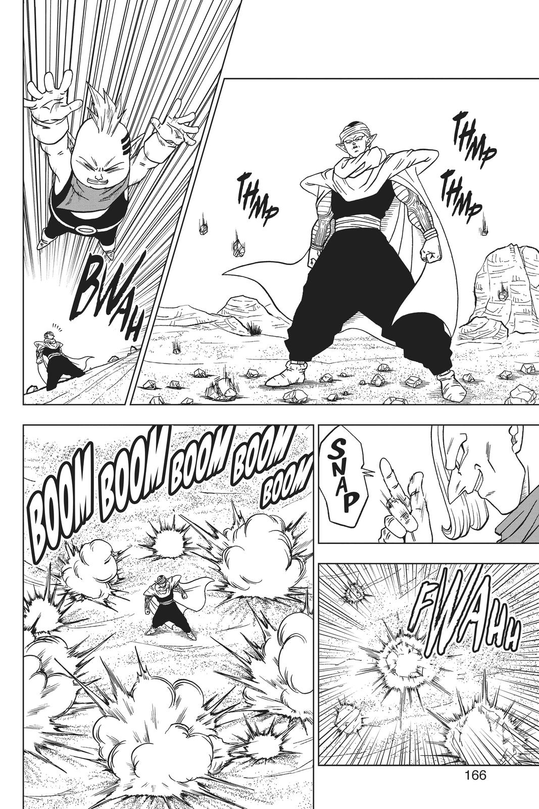 Dragon Ball Super Chapter 52 Page 22
