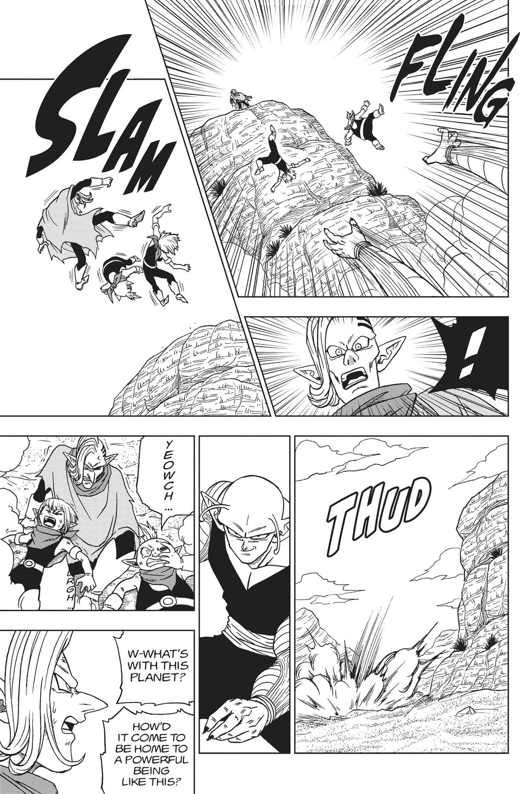 Dragon Ball Super Chapter 52 Page 27
