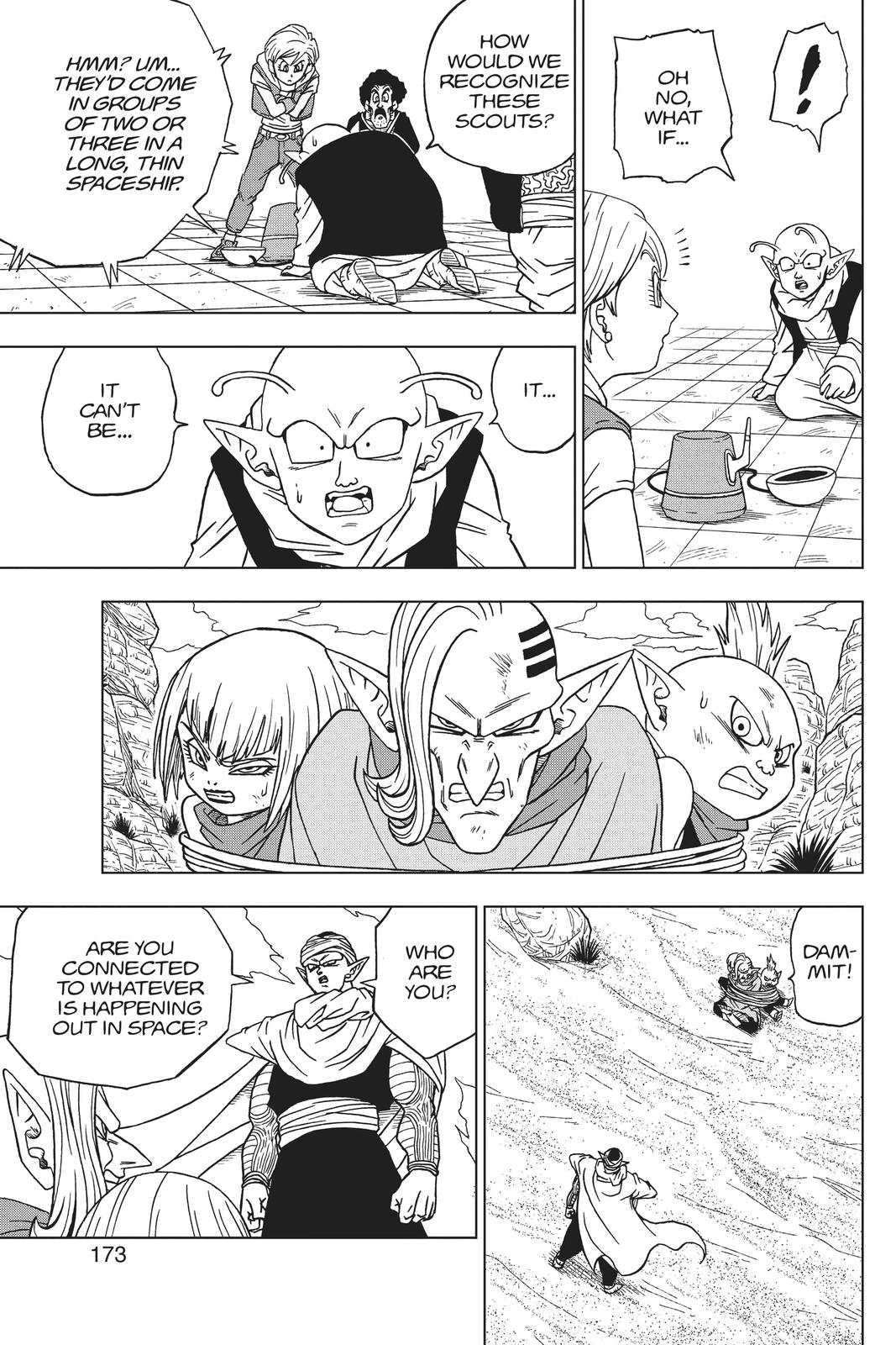 Dragon Ball Super Chapter 52 Page 29