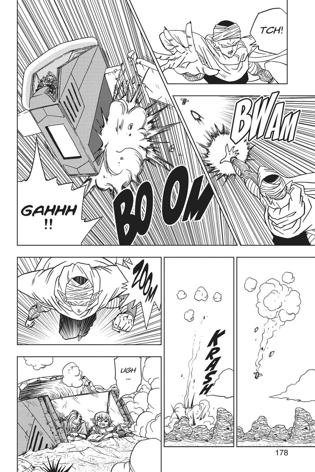 Dragon Ball Super Chapter 52 Page 34