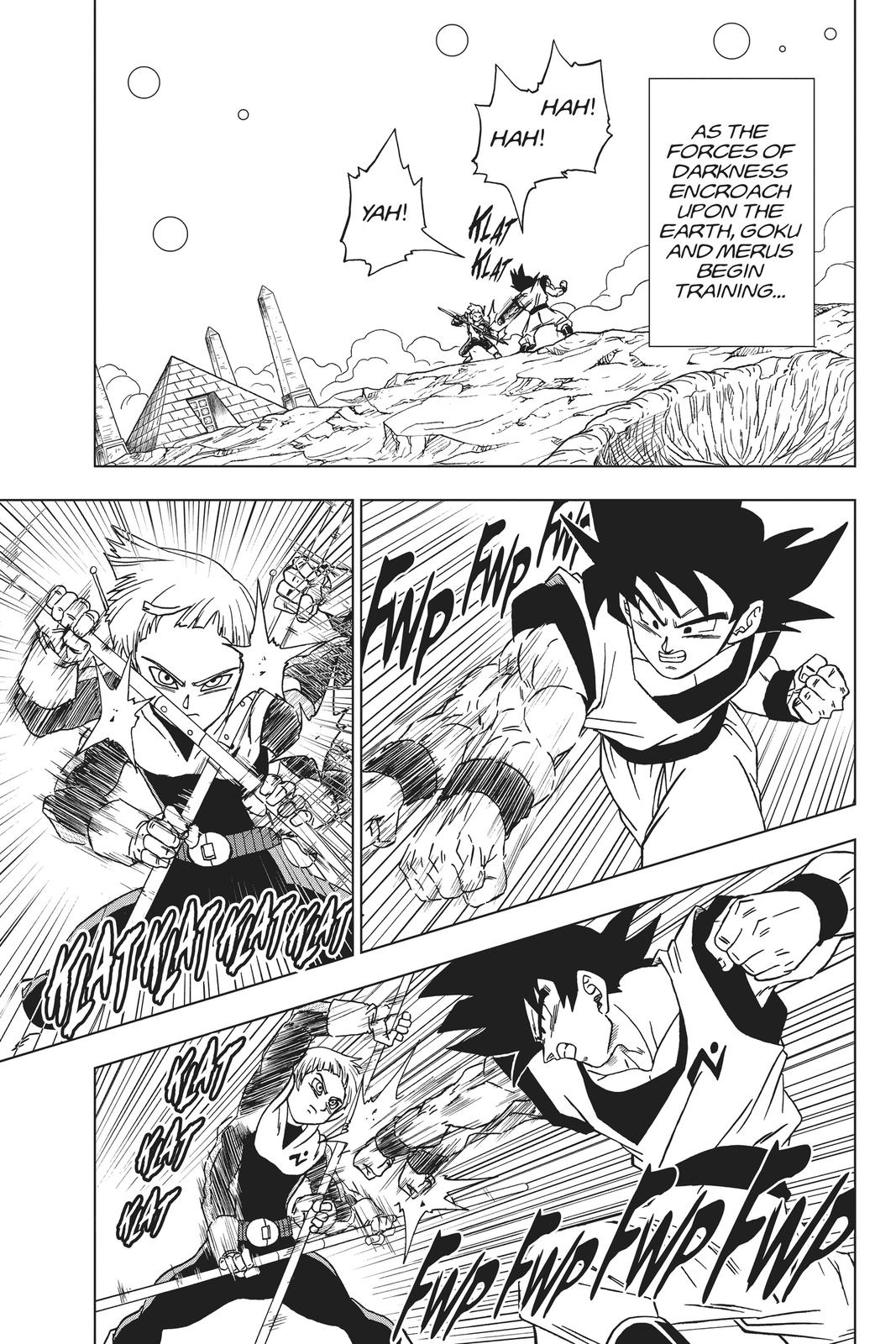 Dragon Ball Super Chapter 52 Page 37