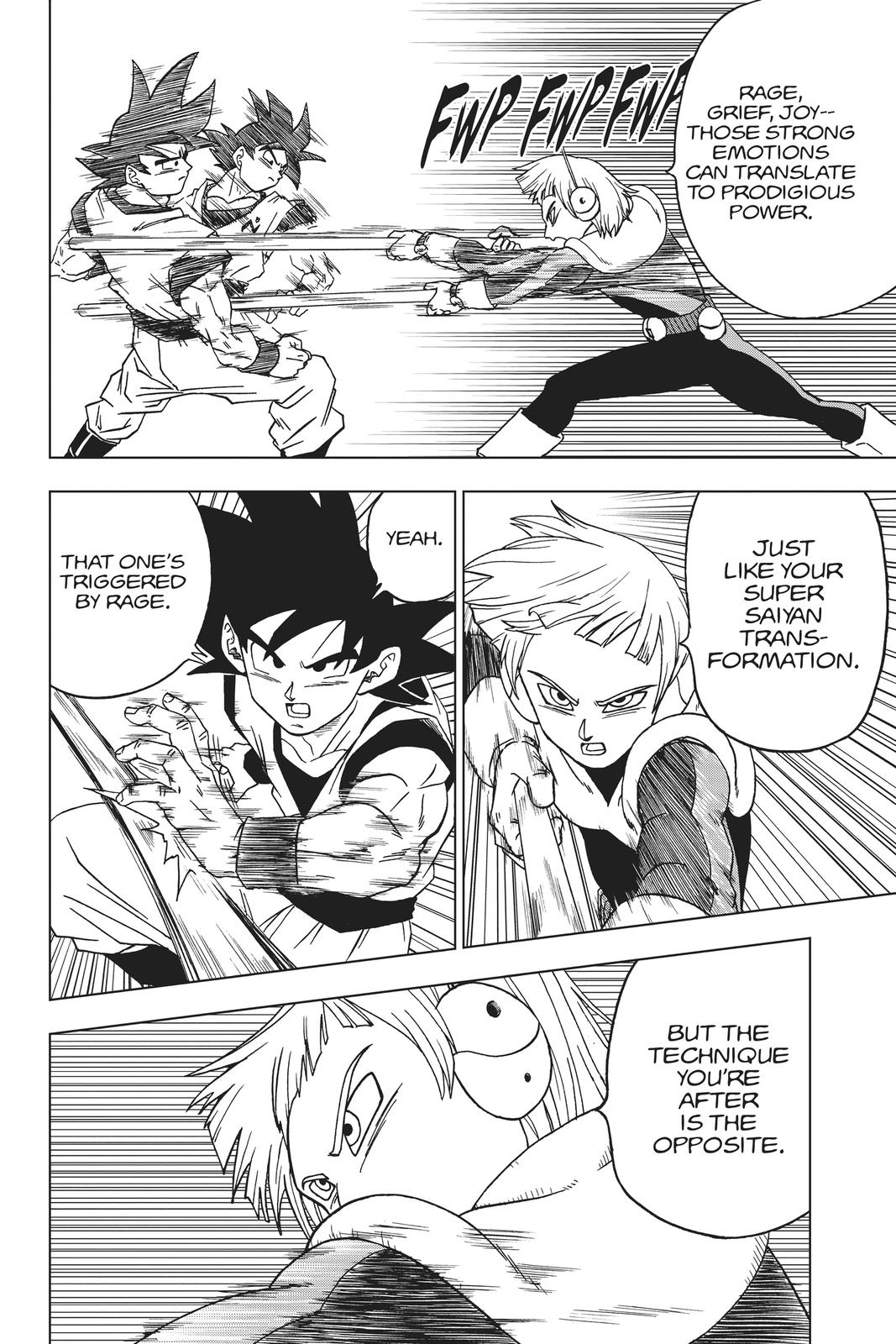 Dragon Ball Super Chapter 52 Page 40