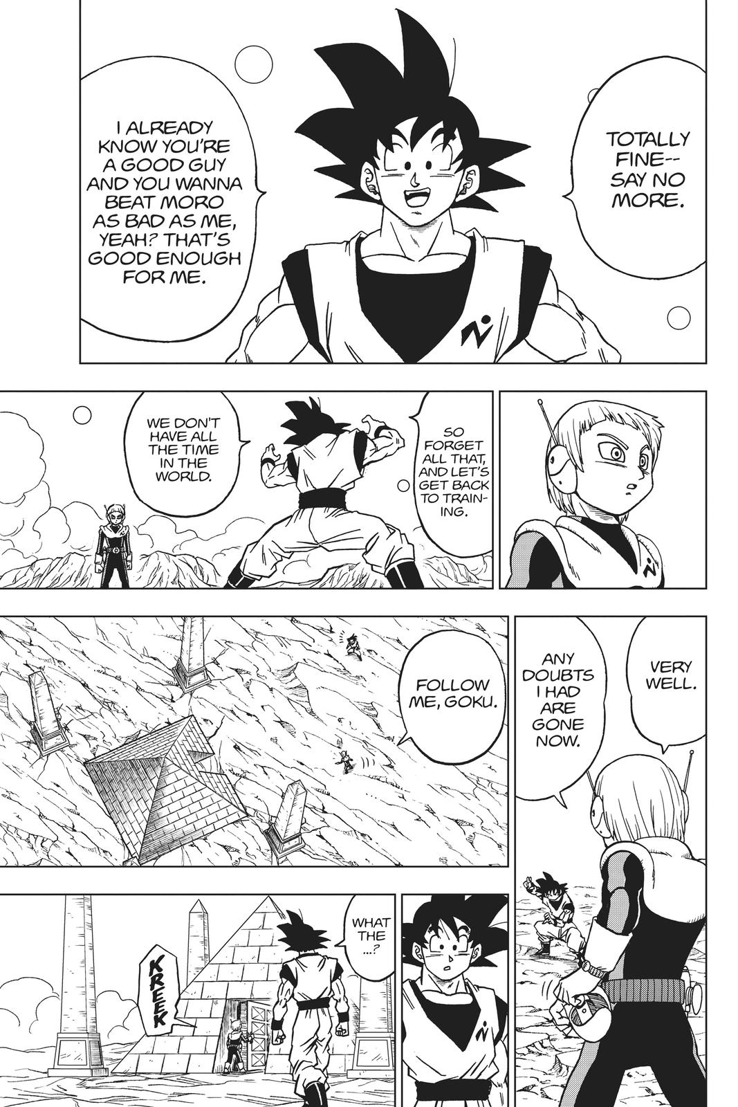 Dragon Ball Super Chapter 52 Page 43