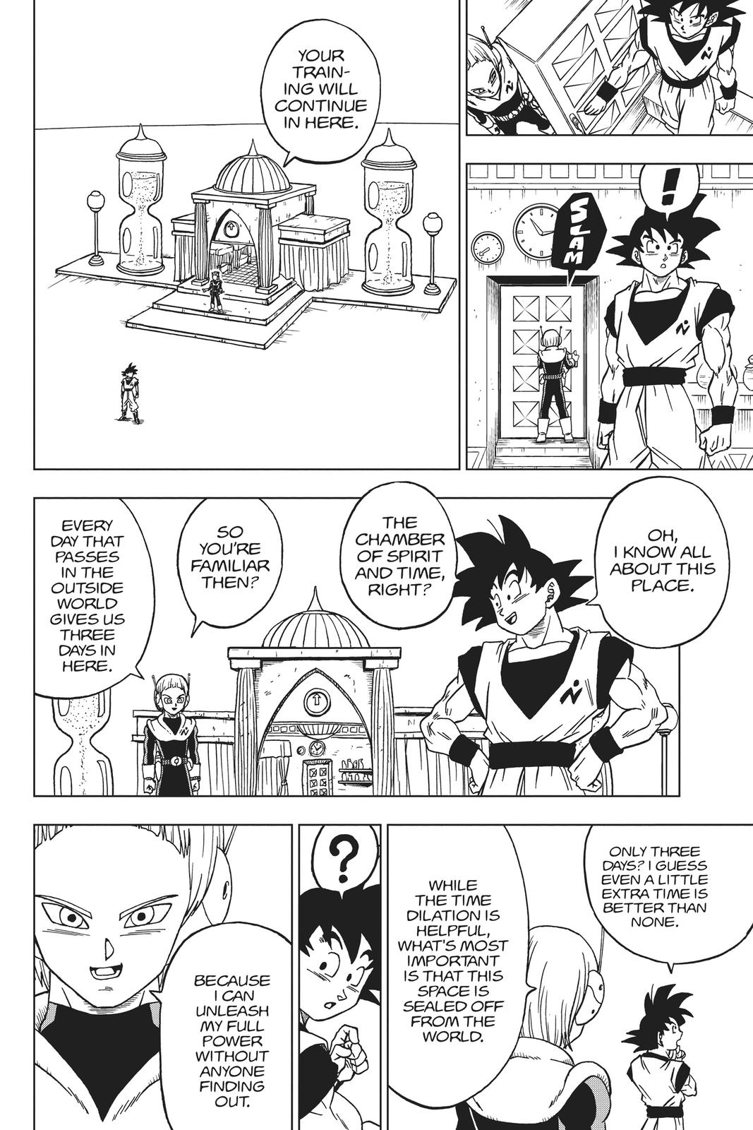 Dragon Ball Super Chapter 52 Page 44