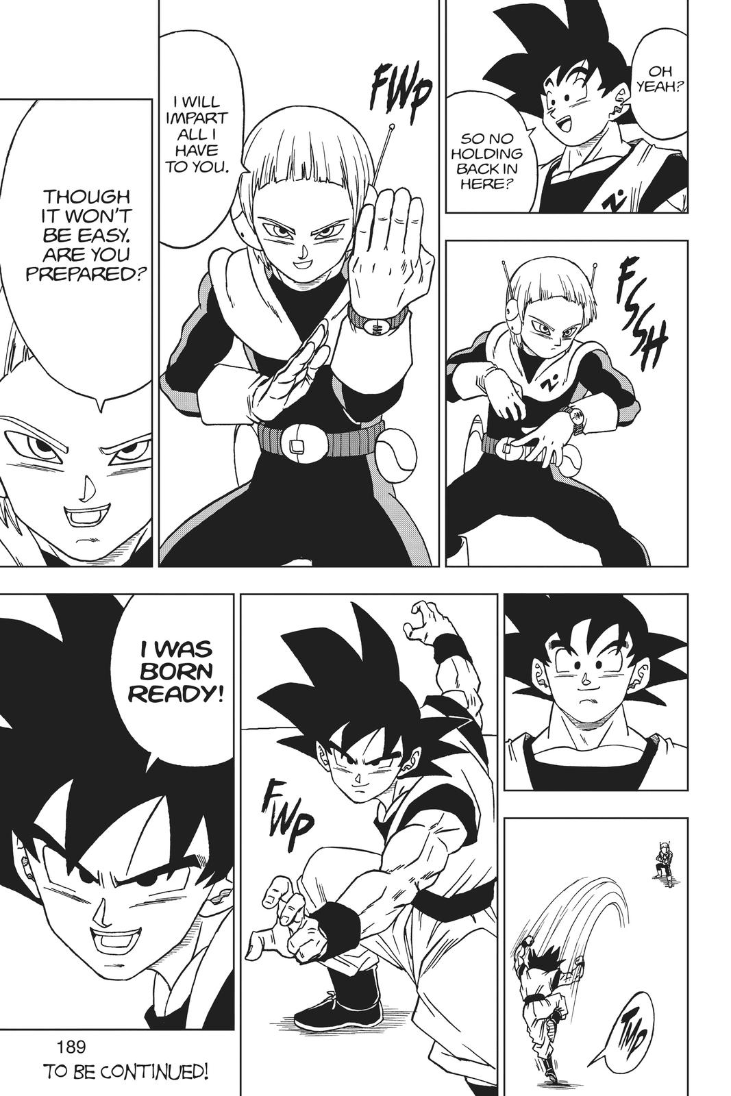 Dragon Ball Super Chapter 52 Page 45