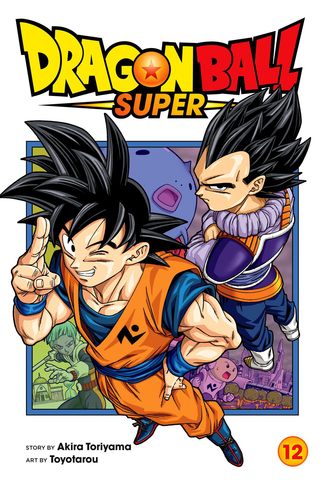 Dragon Ball Super Chapter 53 Page 1