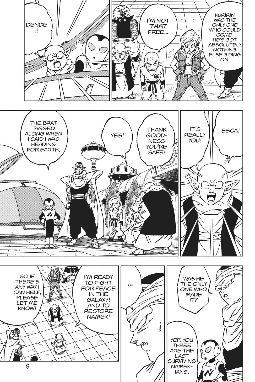 Dragon Ball Super Chapter 53 Page 10