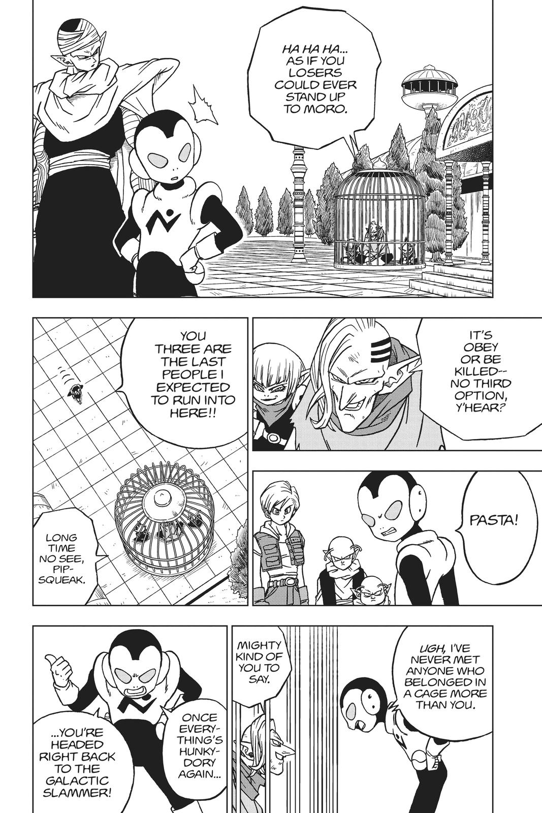 Dragon Ball Super Chapter 53 Page 11