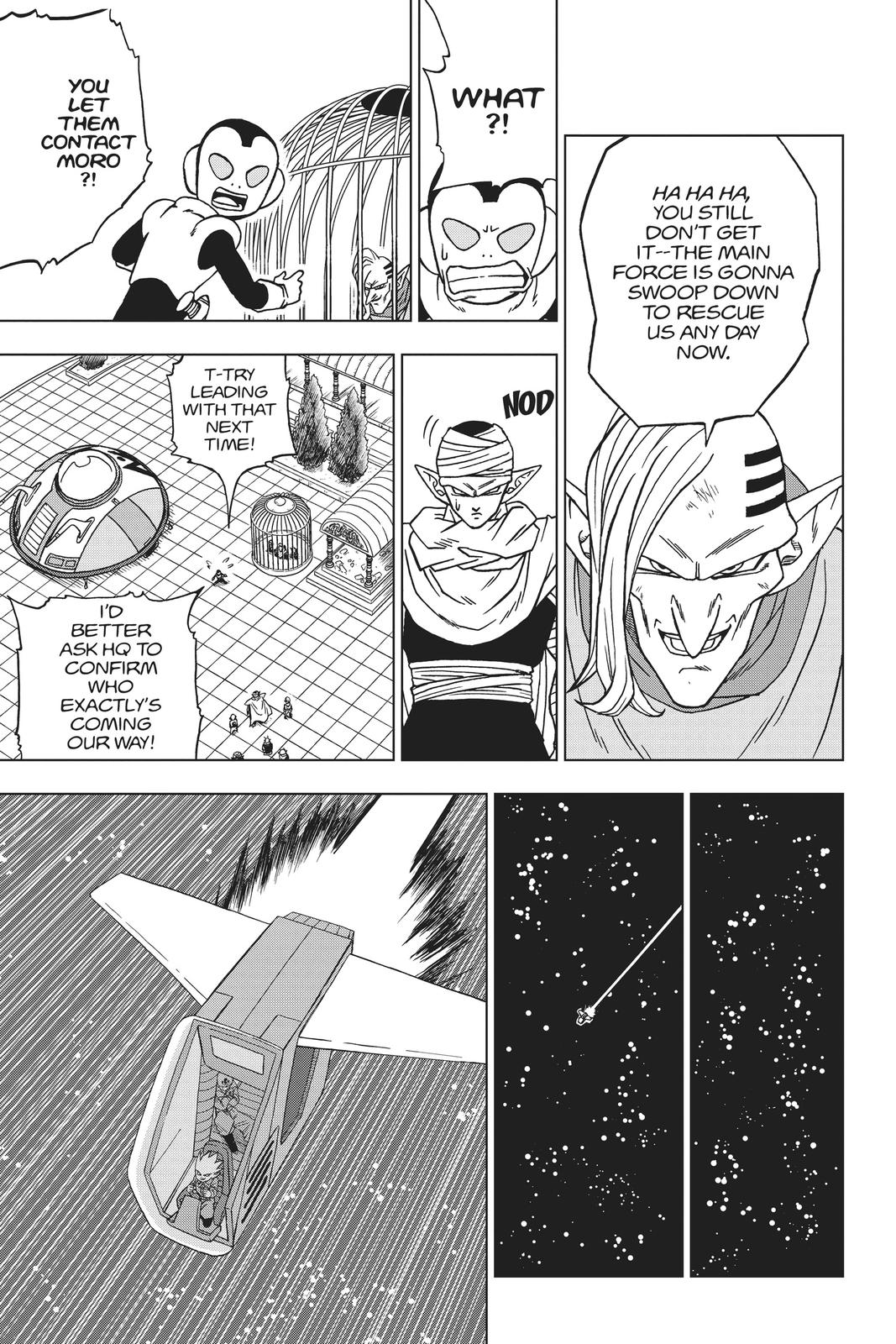 Dragon Ball Super Chapter 53 Page 12