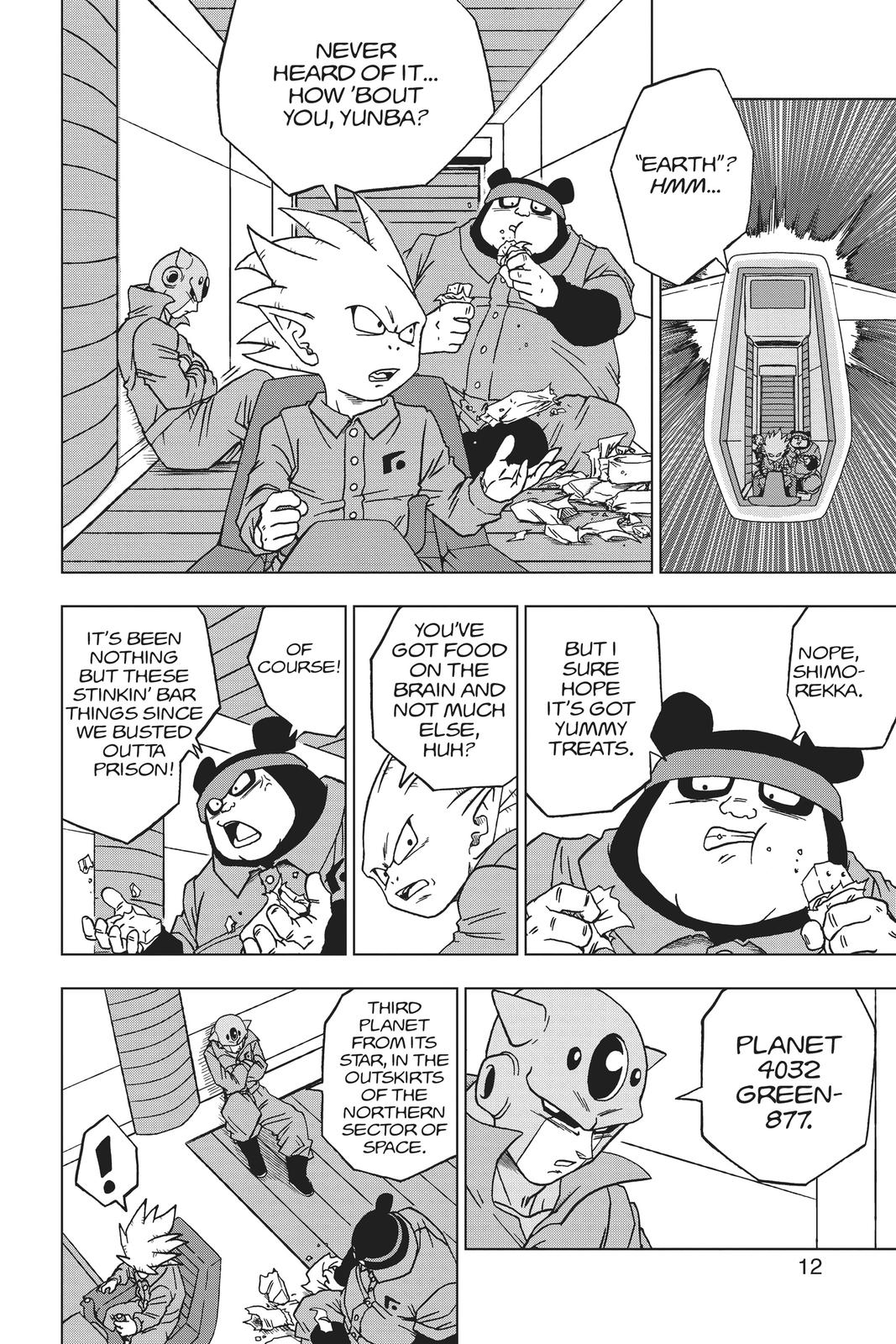 Dragon Ball Super Chapter 53 Page 13