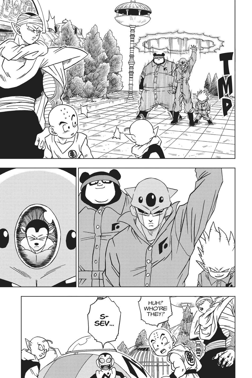 Dragon Ball Super Chapter 53 Page 22