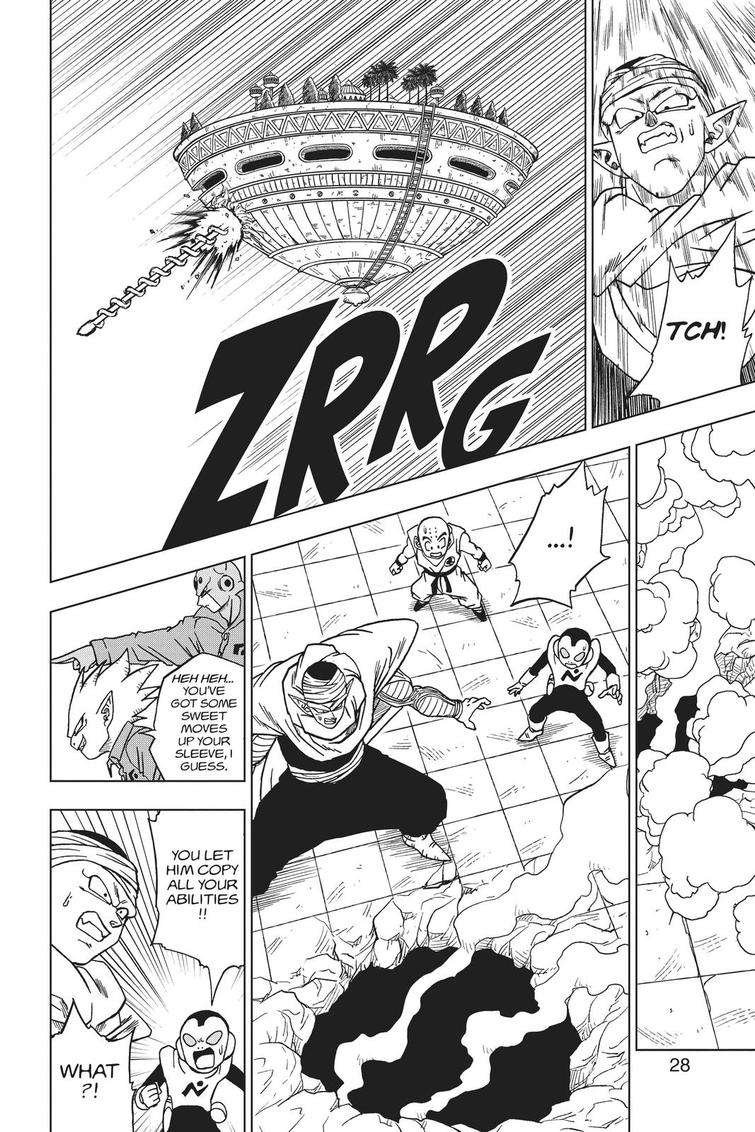 Dragon Ball Super Chapter 53 Page 29
