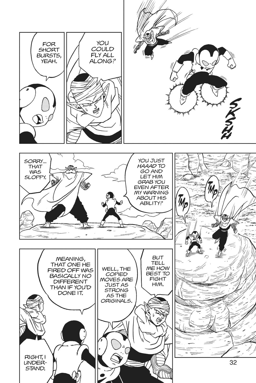 Dragon Ball Super Chapter 53 Page 33