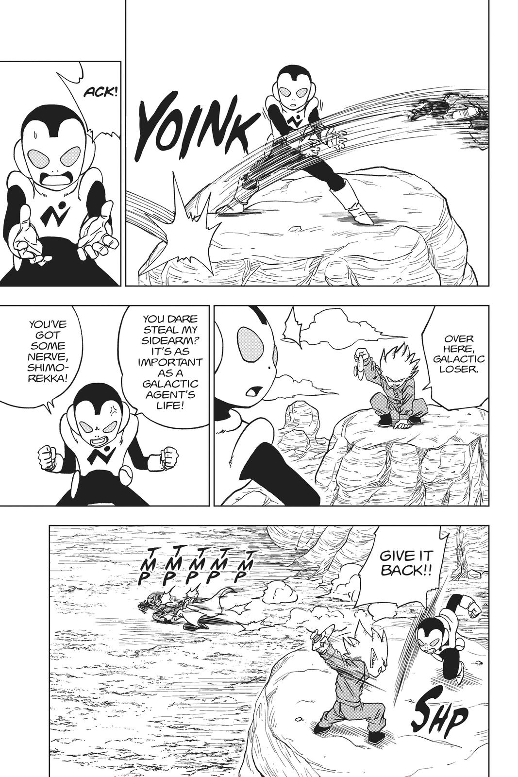 Dragon Ball Super Chapter 53 Page 38
