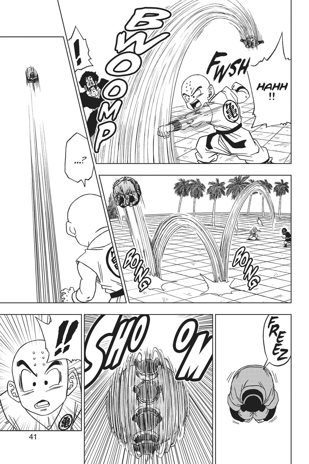 Dragon Ball Super Chapter 53 Page 42