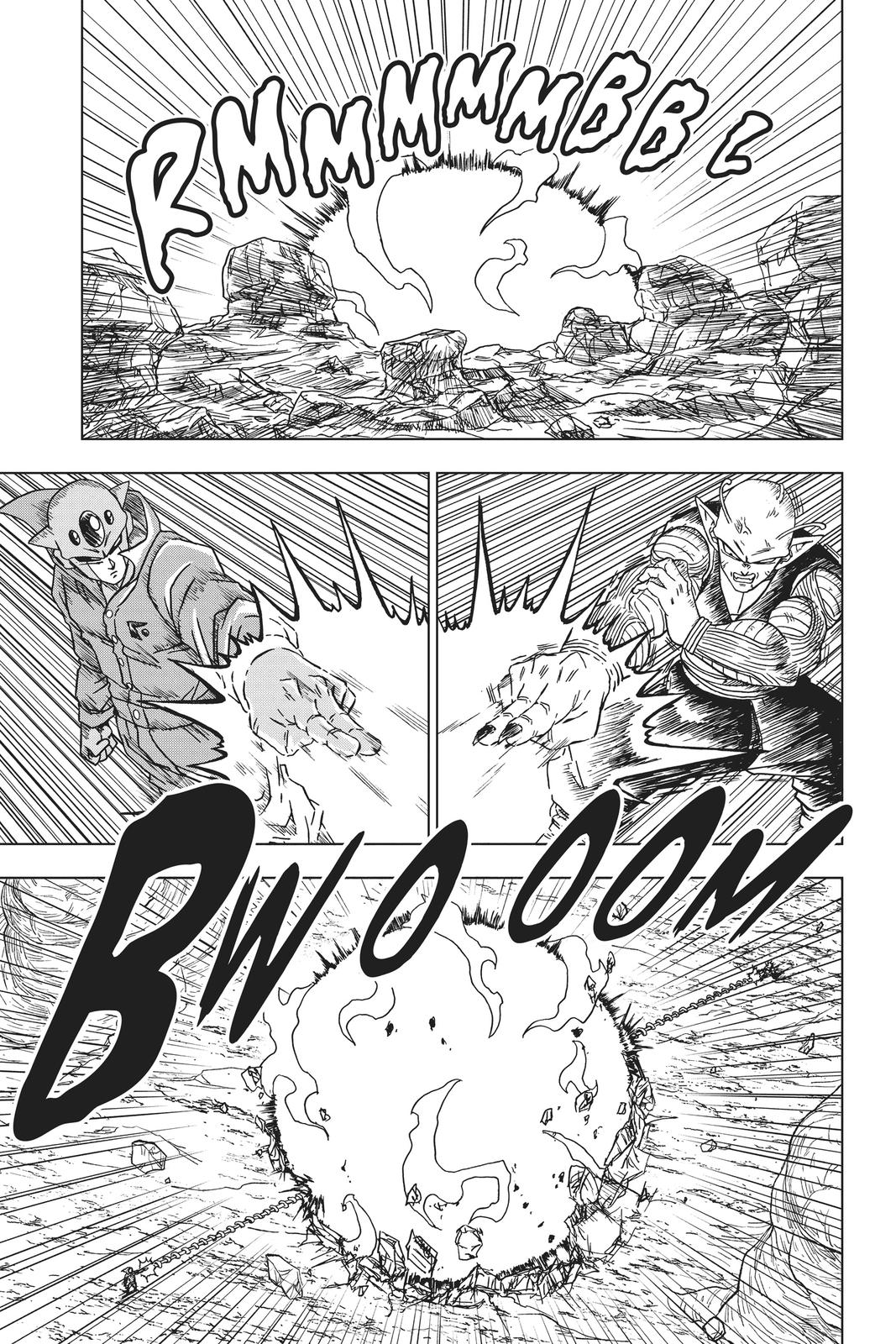 Dragon Ball Super Chapter 53 Page 44