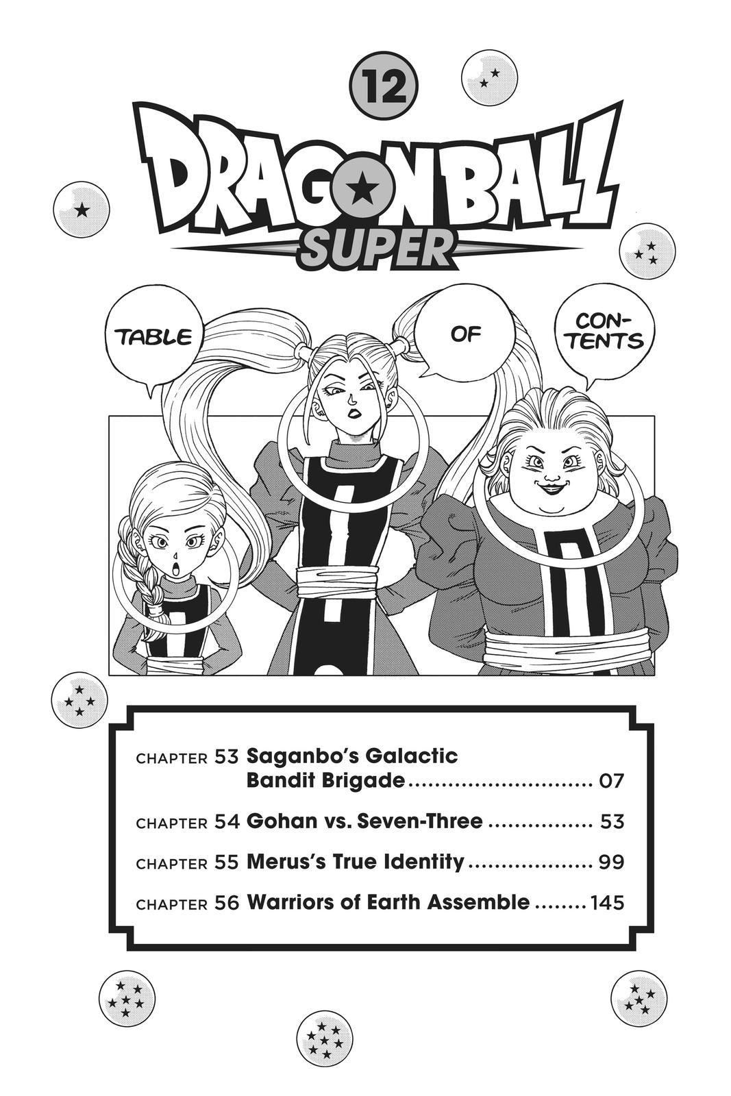 Dragon Ball Super Chapter 53 Page 7
