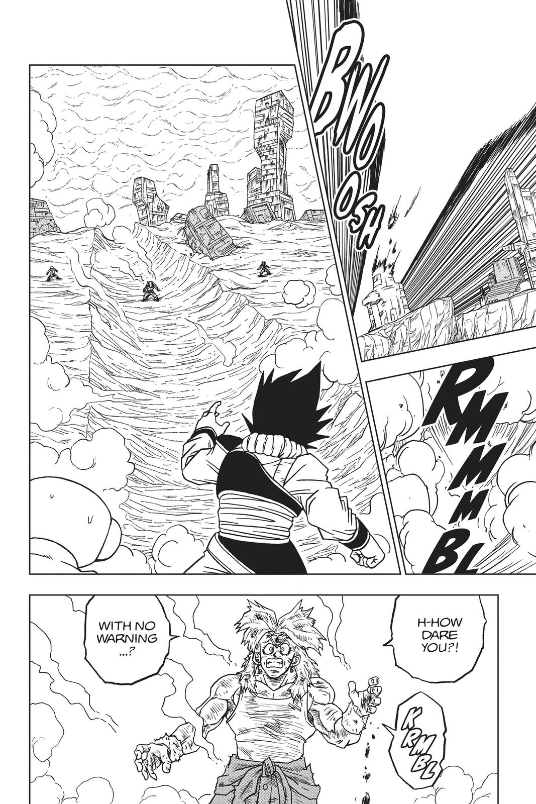 Dragon Ball Super Chapter 55 Page 14