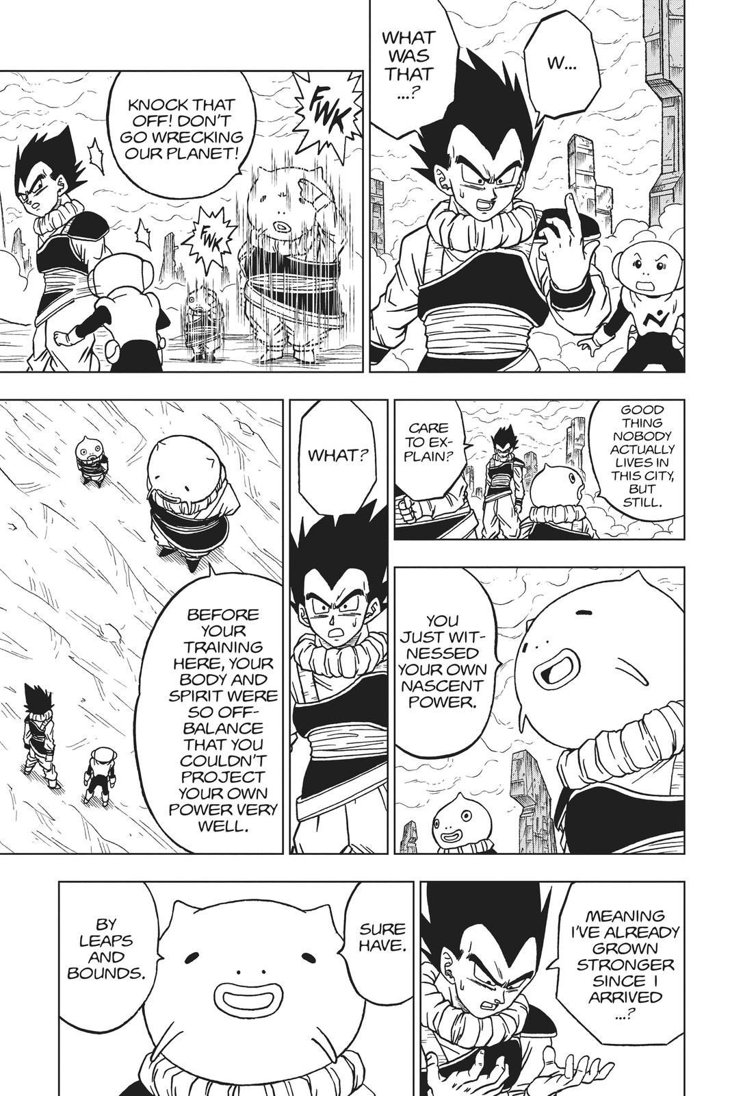 Dragon Ball Super Chapter 55 Page 15